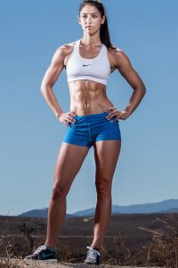 Allison Stokke athletic