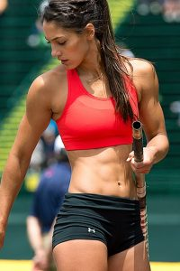 Allison Stokke hot sport