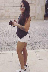 Claudia Gadelha sports