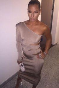Dominika Cibulkova dress