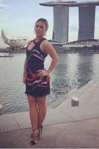 Dominika Cibulkova hot sport