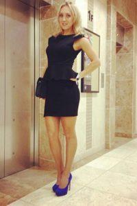 Elena Vesnina hot girl