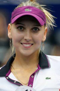 Elena Vesnina tennis