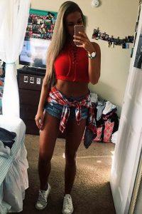 Kayla Simmons sports