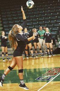 Kayla-Simmons volleyball