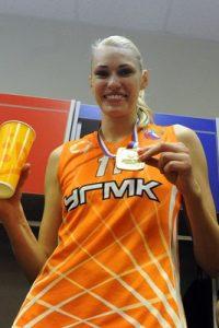 Maria Stepanova hot sport