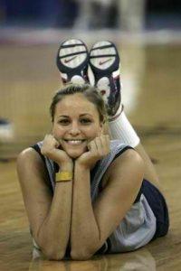 Meghan Gardler hot basketball