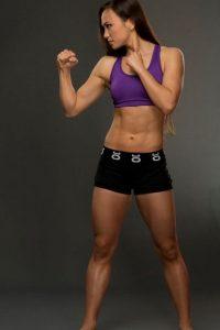 Michelle Waterson MMA