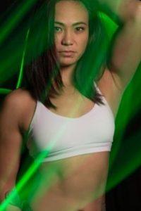 Michelle Waterson beauty