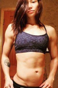 Michelle Waterson fit