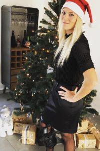 Nadine Broersen christmas