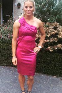 Nadine Broersen hot