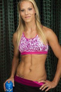 Nadine Broersen sports girl