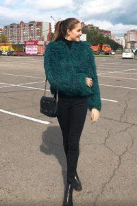Natalia Malykh fashion