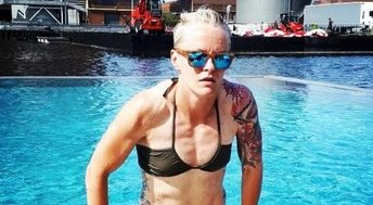 Nilla Fischer hot