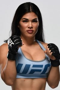 Rachael Ostovich fight girl